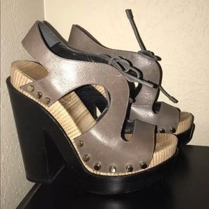 Balenciaga wedges shoes